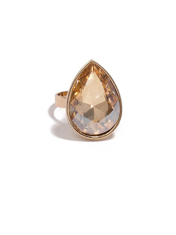 Tear Drop Ring - Medium