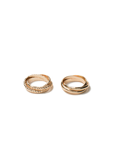 Metal Edge Ring Pack - Medium