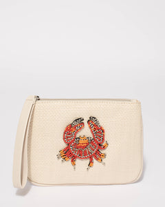 Natural Crab Purse