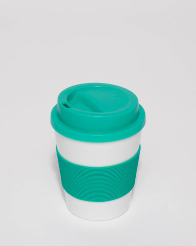 Green Travel Coffee Cup