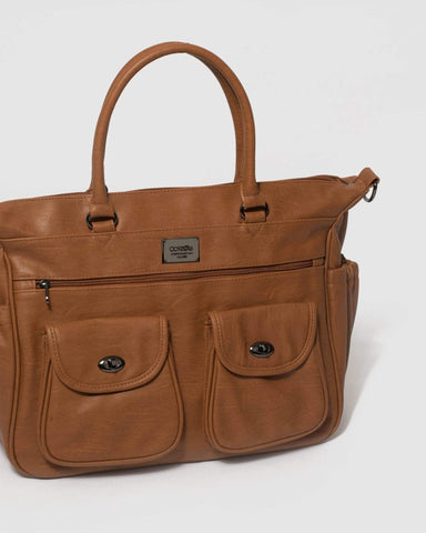 Tan Pu Baby Travel Bag