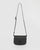 Colette by Colette Hayman Black Avery Saddle Bag