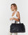 Colette by Colette Hayman Black Dany Weekender Bag