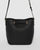 Colette by Colette Hayman Black Mimi Panel Drawstring Bag