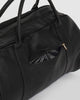 Colette by Colette Hayman Black Quilted Workout Bag