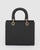 Colette by Colette Hayman Black Ella Panel Tote Bag
