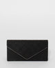 Colette by Colette Hayman Black Sammie Clutch Bag