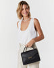 Colette by Colette Hayman Black Tonya Top Handle Bag