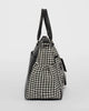 Colette by Colette Hayman Black & White Triple Zip Baby Bag