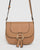 Colette by Colette Hayman Caramel Allegra Saddle Bag
