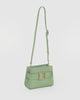 Colette by Colette Hayman Green Abby Buckle Mini Bag