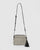 Colette by Colette Hayman Ivory Monogram Karen Cross Body Bag