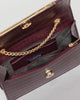 Colette by Colette Hayman Maroon Lauren Chain Bag