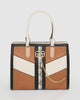 Colette by Colette Hayman Multi Colour Emme Limited Edition Panel Tote Bag