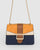 Colette by Colette Hayman Multi Colour Rachel Buckle Cross Body Bag