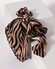 Colette by Colette Hayman Multi Colour Zebra Stripe Detail Hair Tie