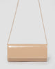 Colette by Colette Hayman Natural Nolene Plain Clutch Bag