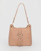 Colette by Colette Hayman Nude Eliza Ring Bag