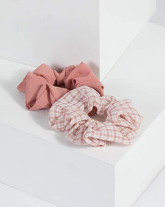 Colette by Colette Hayman Pink Scrunchie Multi Pack