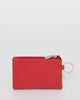 Colette by Colette Hayman Red Keyring Purse