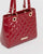 Colette by Colette Hayman Red Nirvana Quilt Mini Tote Bag