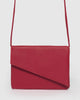 Colette by Colette Hayman Red Pippa Crossbody Bag