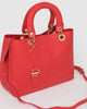 Colette by Colette Hayman Red Tori Medium Tote Bag