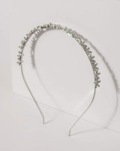 Colette by Colette Hayman Small Diamante Flower Detail Headband