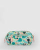 Colette by Colette Hayman Toucan Print Structured Cosmetic Case