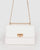 Colette by Colette Hayman White Adie Quilt Crossbody Bag