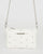 Colette by Colette Hayman White Stud Crossbody Bag