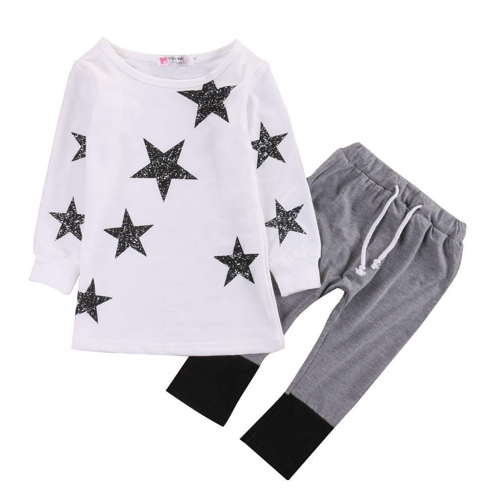 2PCS star set  for Autumn & Spring