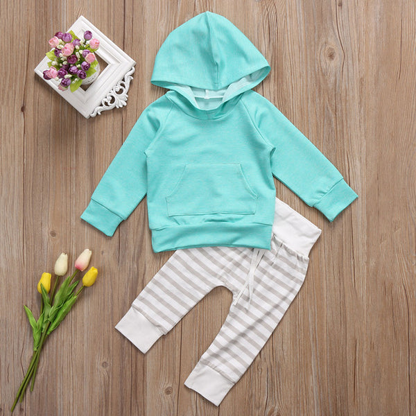 Baby Blue Ann Set