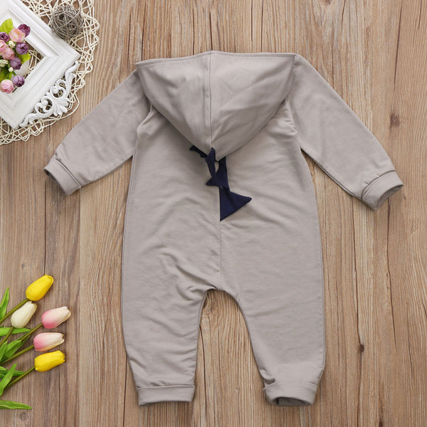 ROI Hooded Jumpsuit