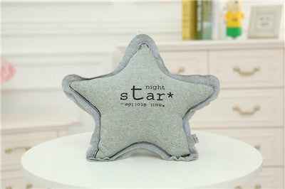 Glow In The Dark Small Star Pillow