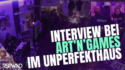 Art'N'Games 2018 - Gamer Event im Unperfekthaus