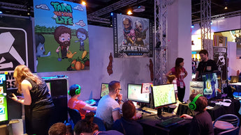 Gamescom Indie Arena Booth 2017