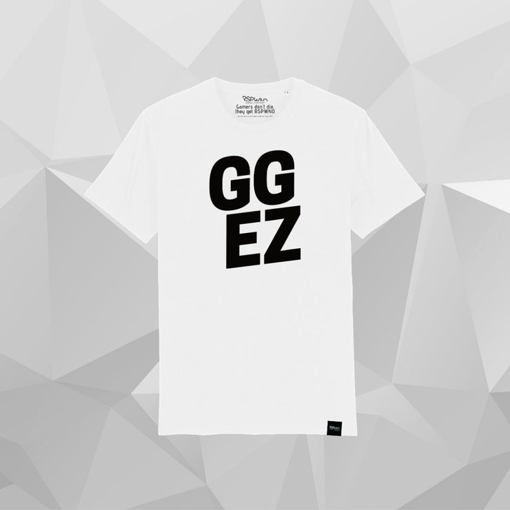 RSPWND GGEZ Shirt Black-White