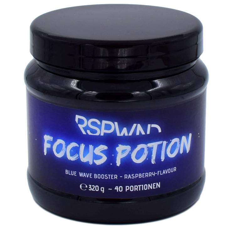 RSPWND Focus Potion Drink