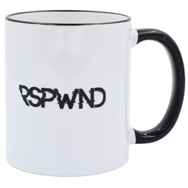 RSPWND Glitch Gamer Tasse