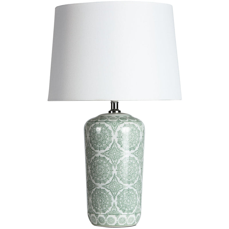 Barclay Lamp Seafoam