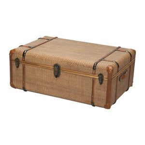 Bamboo Coffee Table Trunk