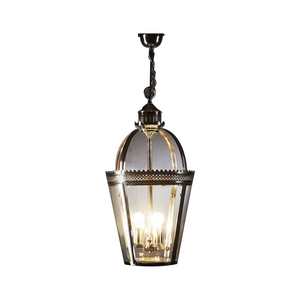 Piccadilly Pendant Lamp Shiny Nickel