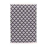 Samode Navy Indoor/Outdoor Rug