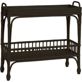 Palm Springs Barcart Black