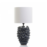 Z Londolozi Table Lamp with Shade Blue