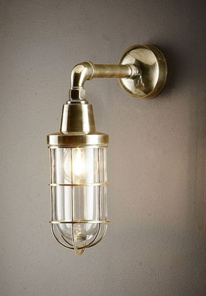Starboard Wall Lamp