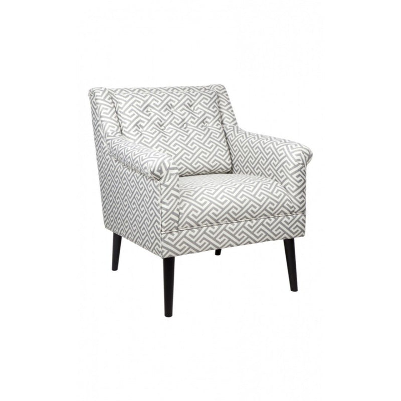 Seattle Arm Chair - Grey