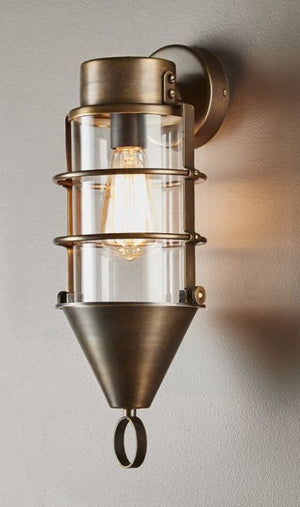 Eastwood Wall Lamp in Brass