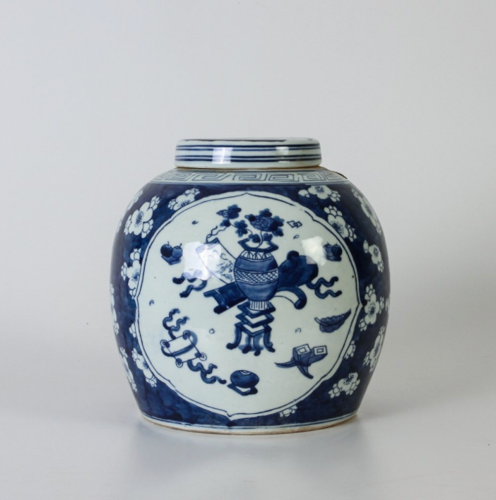 Chinese Ginger Jar - Palace